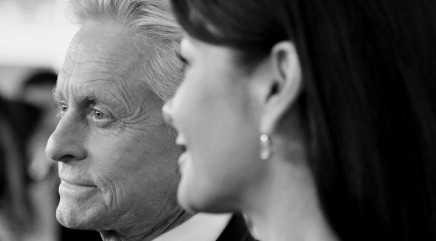 Michael Douglas opens up about marriage