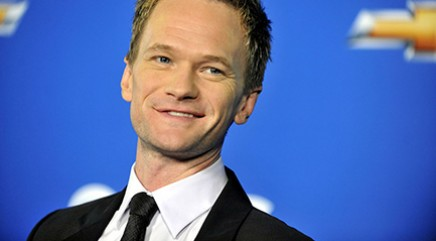 What hypes Neil Patrick Harris up before 'Hedwig'