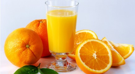 How healthy is that glass of orange juice?