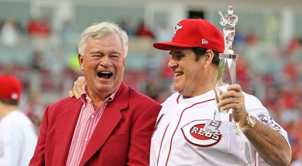 Pete Rose on potential all-star role