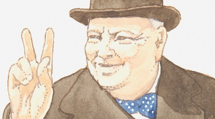 Michael Shelden on Winston Churchill