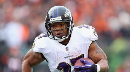 Ray Rice faces media on Thursday