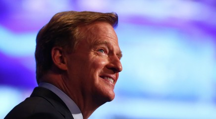 Goodell acknowledges error in Rice ruling