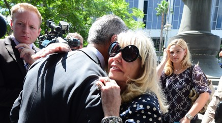 Shelly Sterling speaks on sale of Clippers