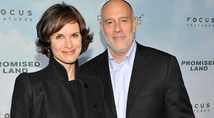 Elizabeth Vargas and husband are divorcing