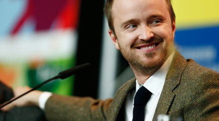 What Aaron Paul fears about fatherhood