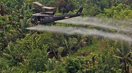 Agent Orange's awful legacy, 40 years later