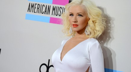 Aguilera determined to lose 40 lbs.