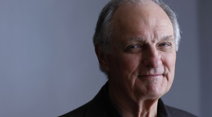 Alan Alda: Misogyny is 'like a disease'