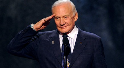 Aldrin opens up about UFO sighting