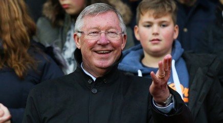 Legendary soccer coach Sir Alex Ferguson shares key leadership tips