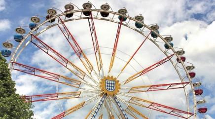 Amusement park overload