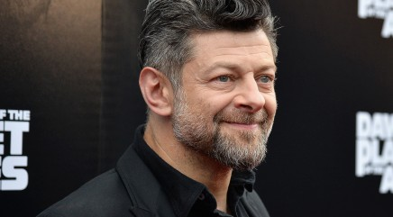 Serkis gives the scoop on 'Dawn of the Planet of the Apes'