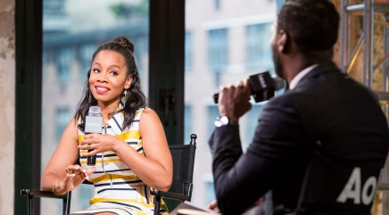 'Roots' star Anika Noni Rose shares her best career advice