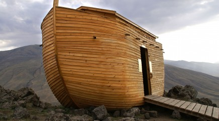 Noah's Ark replica sparks backlash