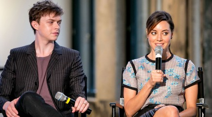 Aubrey Plaza dishes on upcoming zombie flick