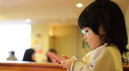 Babies invade social media