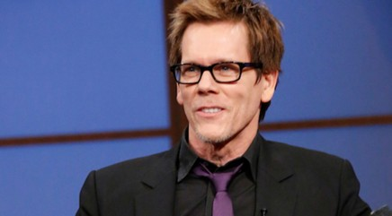 Kevin Bacon answers saucy sleep question