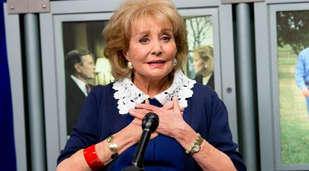 Barbara Walters explains why she retired