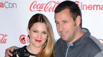 Sandler and Barrymore revisit old interview