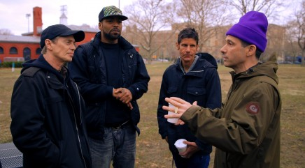 Beastie Boys crash Method Man's interview