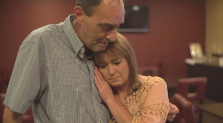Mom breaks down as she hears late son's heart beating 4 years after his death