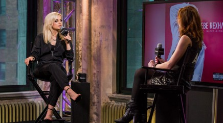 Bebe Rexha opens up about how actual tears went into her new single