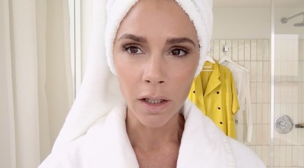 Victoria Beckham reveals how she gets her signature 'London look' in 5 minutes