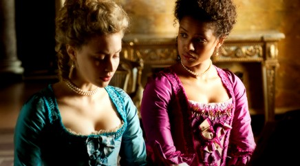 Period drama 'Belle' is out on DVD