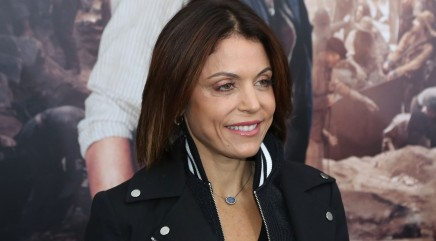 Bethenny Frankel debuts dramatic new 'do -- and it looks familiar