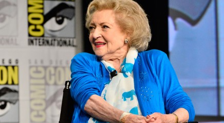 Betty White reflects on her legendary game nights