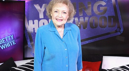 The only animal to ever attack Betty White