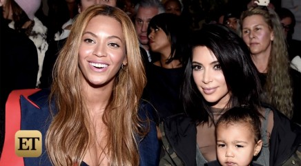 Kim Kardashian sings 'Happy Birthday' to Beyonce on Snapchat