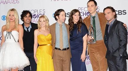 'Big Bang' cast goes back to work