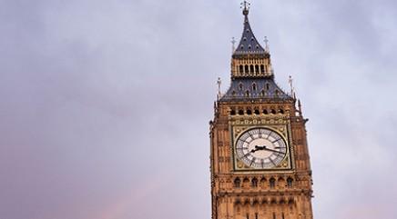 London's Big Ben gets a facelift