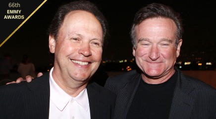 How Billy Crystal will honor his late friend at the Emmys