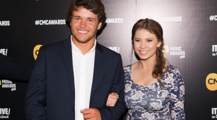 Bindi Irwin reveals how her boyfriend asked her to his prom