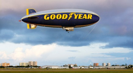The most advanced blimp ever