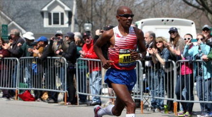 39-year-old Boston Marathon winner shares his secret to success