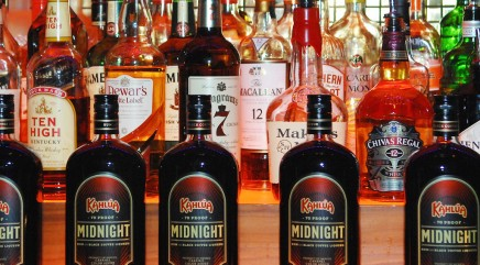 Vegas club raises bar on bottle service