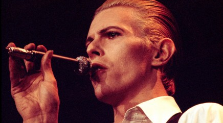 A look back at the legendary career of David Bowie
