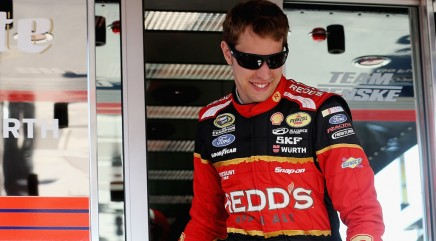 Keselowski talks racing and offers Bieber advice