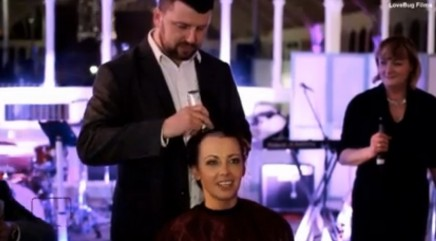 Bride makes incredibly touching move for terminally ill husband at their wedding