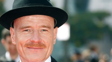 Bryan Cranston's changing looks