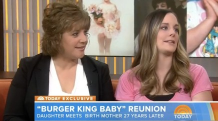 'Today' sits down with 'Burger King Baby'