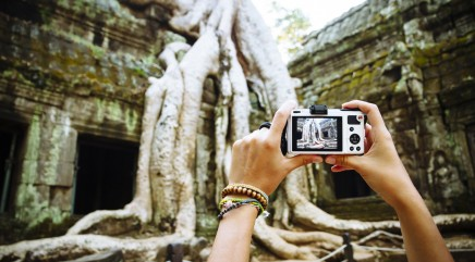 Cameras that inspire vacation envy