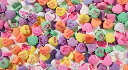 The truth behind how candy hearts are made