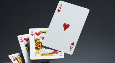 The science behind a good card trick