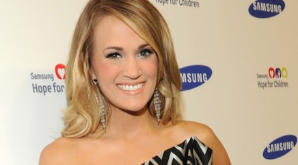Carrie Underwood's going to be a mommy!