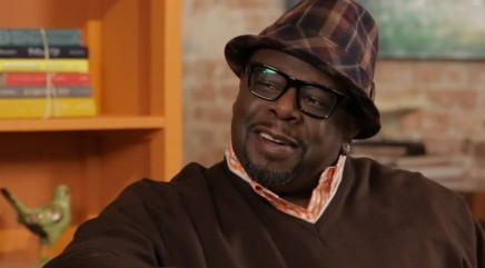 Cedric the Entertainer won't give up...